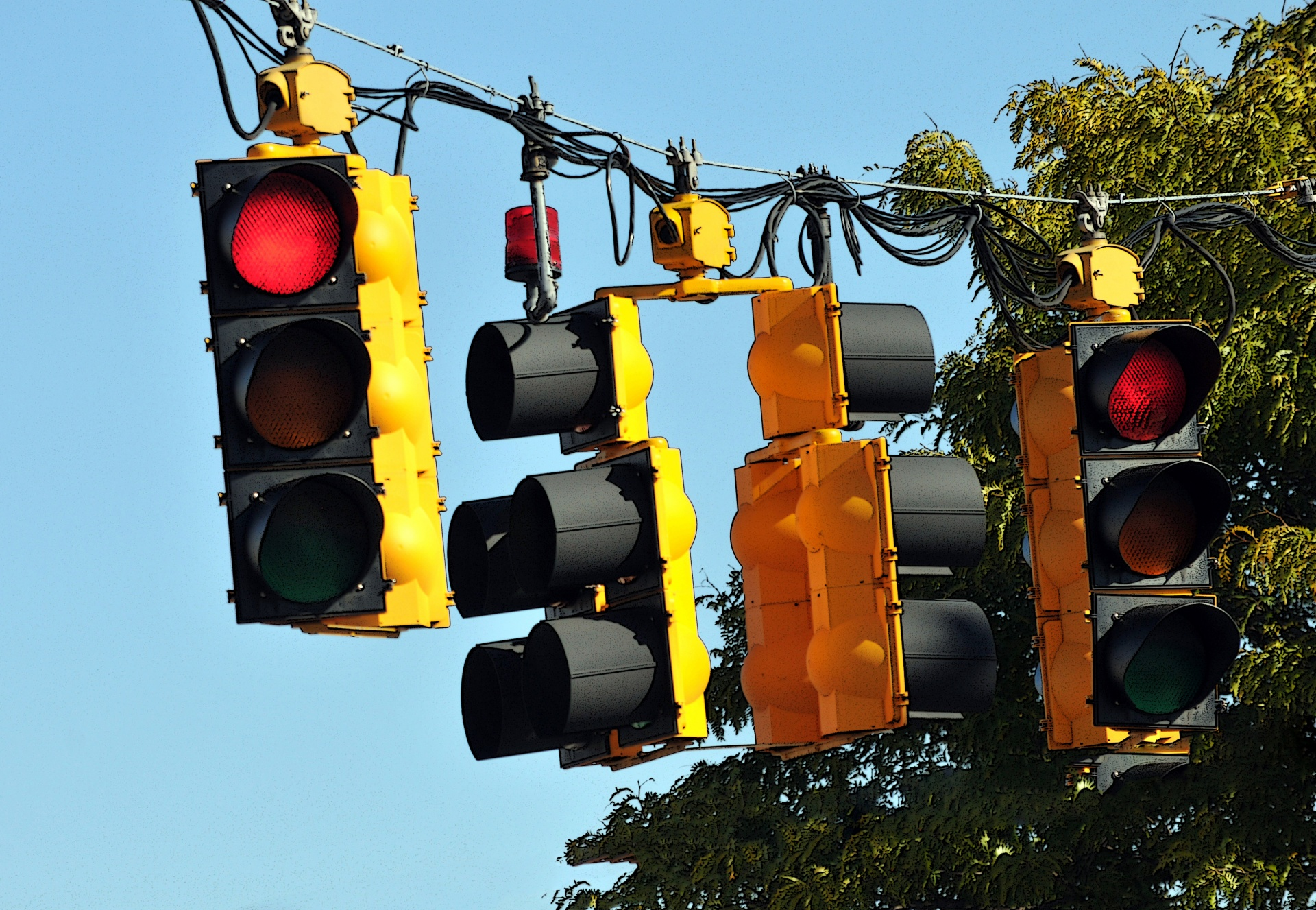 Putting A Stop To Red Light Cameras Increases Traffic Fatalities